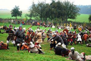 Ritter-Schlacht