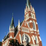Herz Jesu Kirche in Graz